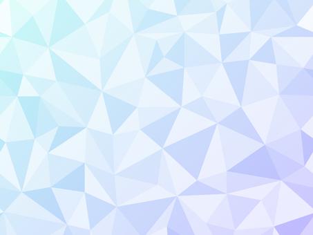 폴리곤 배경 블루