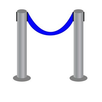 Partition poles