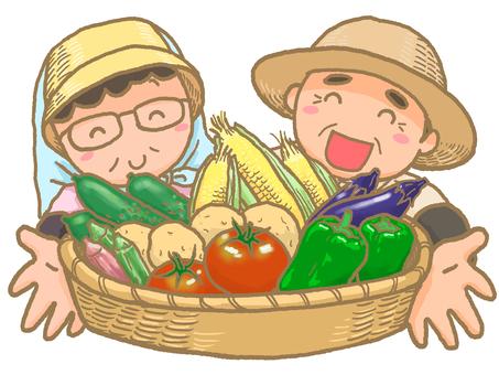Please vegetables