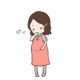 Pregnant woman 03