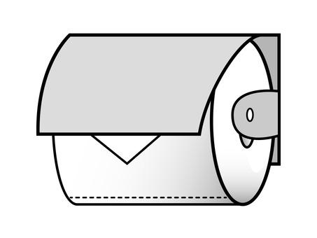Toilet paper 7