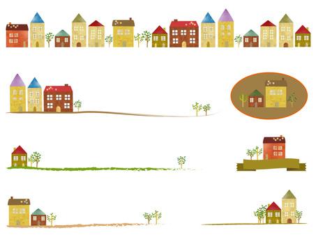 House set 1
