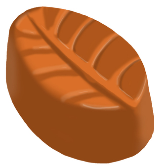 Leaf chocolate