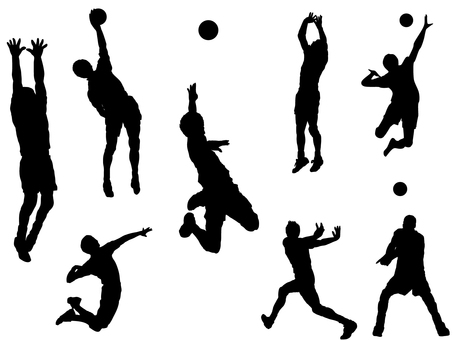 Volleyball_silhouette