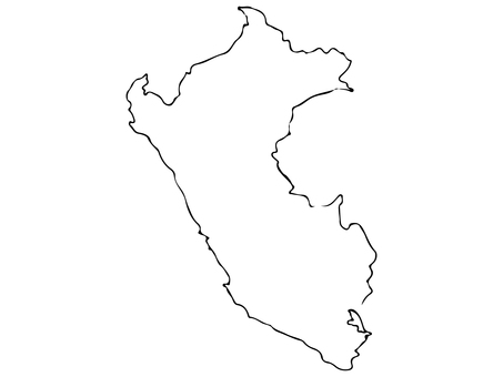 Peruvian terrain