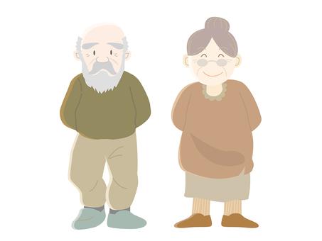 가족 <조부모>