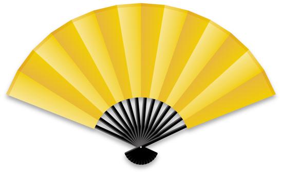 Fan (gold)