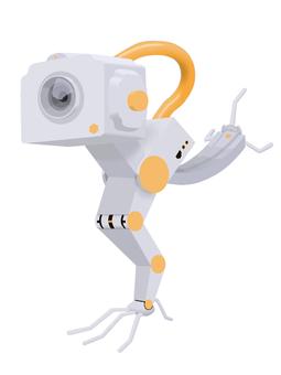Cute system robot