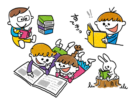 T_ book _ reading
