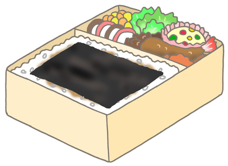 Nori lunch box