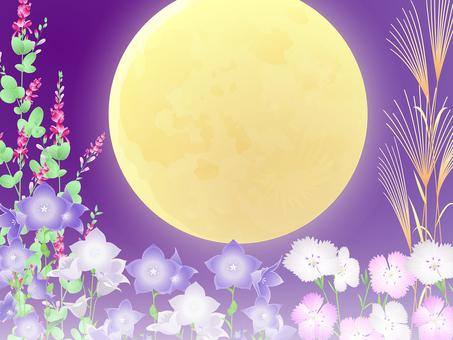 Full Moon · Moon Viewing · Kikyo · Hagi · Nades · Fishes Set