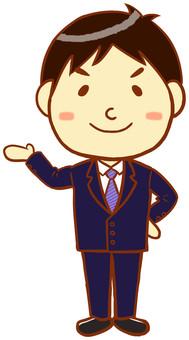 Suit Male 01