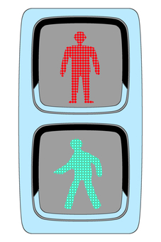 Crosswalk Signal 2