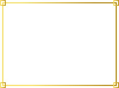黃金框架02