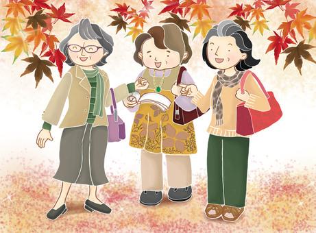 Ladies travel _ Senior