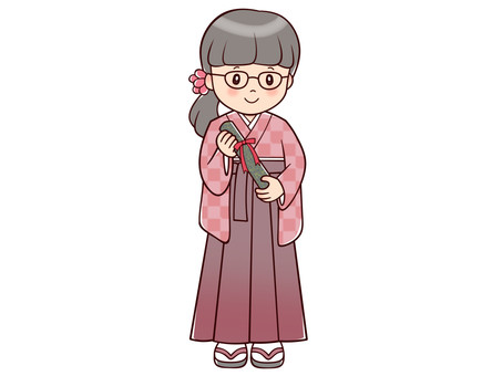 Hakama glasses