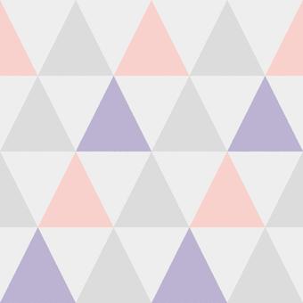 Triangle background -4
