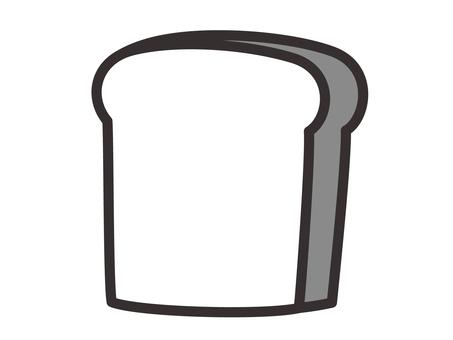 Bread bread and white