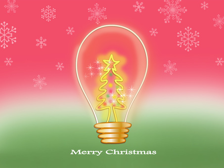 Light Bulb Tree B