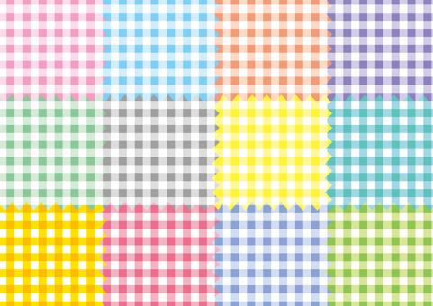 Check pattern pattern