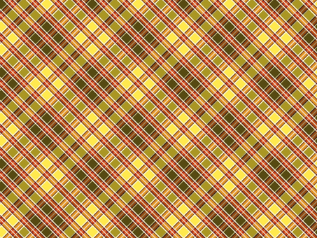 Yellow and red check pattern 2