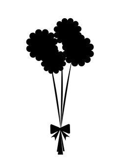 Flower (silhouette)