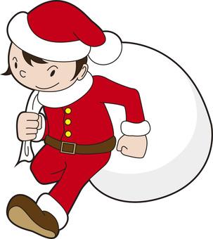 Santa-kun 1