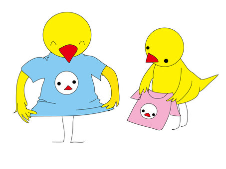 Little Bird T-Shirt