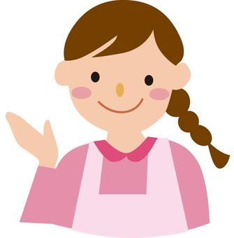 Caregiver / Childcare professional