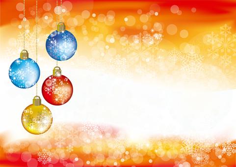 Snow Crystal Ornament Ball 13