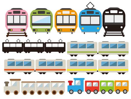Tren seti