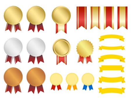 Ribbon · Medal