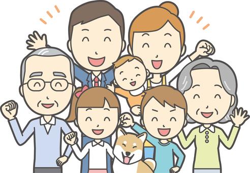 Family set - 006 - set