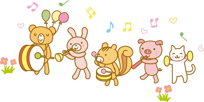 Music corps