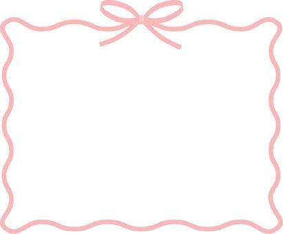 Nami Nomi ribbon frame