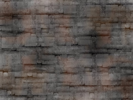 Background material dark wall