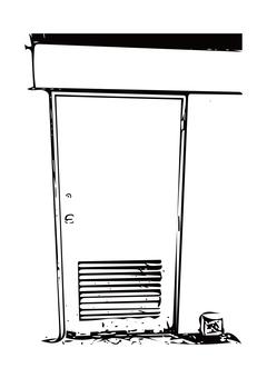Door # 001