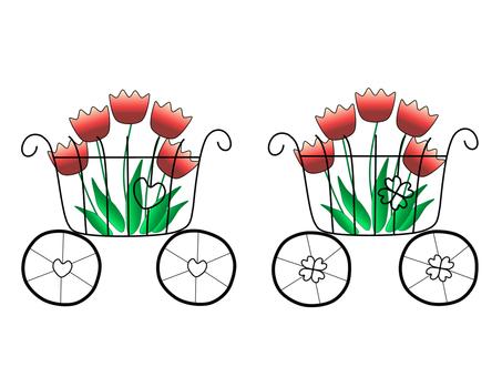 꽃 바구니 _2
