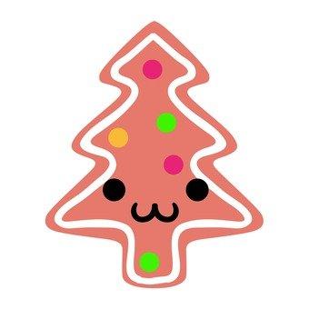 Tree type cookie
