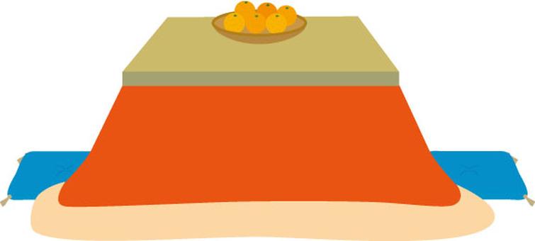 Kotatsu cushion