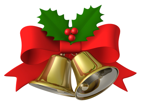 Christmas Bell Ribbon HILLARI 1