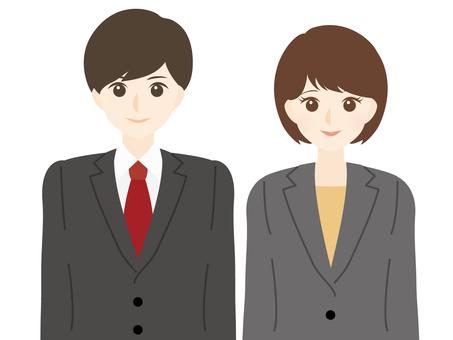Business Gender ~ Shortcut ~