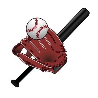 Baseball Supplies Set
