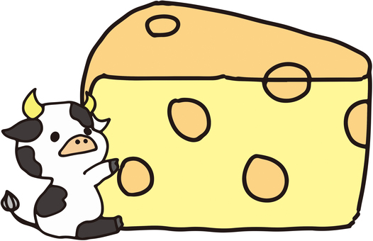 소 씨와 큰 치즈