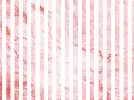 Watercolor water pink vertical stripes