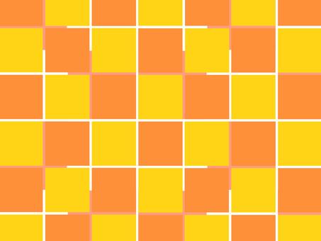 Block check (Orange)