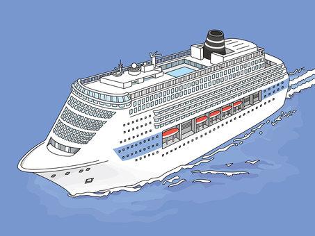 大型客船3