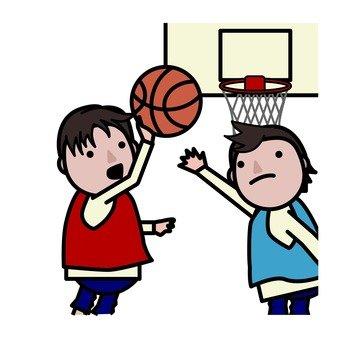 Junior High School Day - Basketball Club