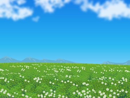 Clover's landscape 02