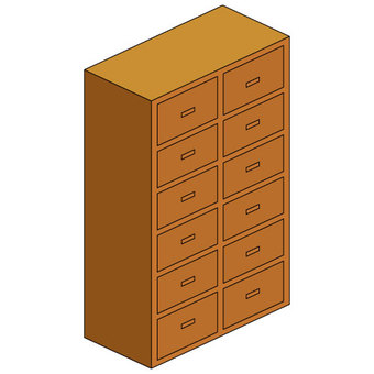 Chests of drawers (12)